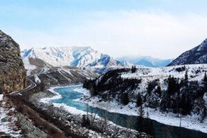 Дорогами Сибири