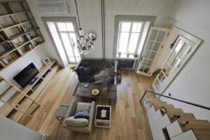 Дом у моря в московской квартире