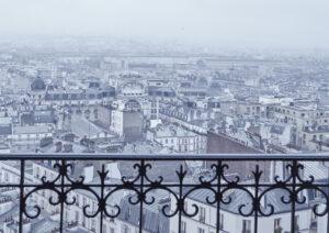 Парижское настроение: ванная во французском стиле