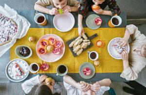 В пекарне Ковригсена. Четыре рецепта, которые легко приготовить с детьми