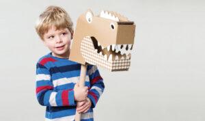 Детская жизнь картона