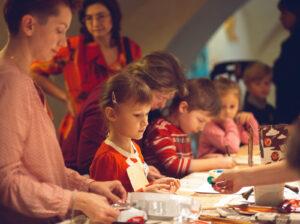 Рождественская неделя в Петербурге