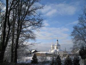 Подмосковные маршруты: зима в стиле Seasons