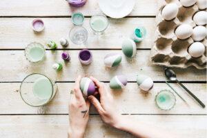 Не простое, а золотое: 10 оригинальных способов декора яиц