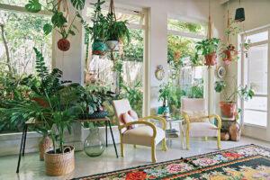 Дом флориста