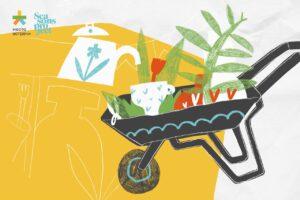 Зеленый день календаря: Дизайн-субботник Seasons 24 апреля