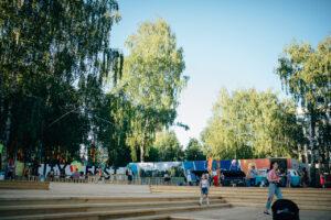 Seasons в Ижевске: 24-28 июля едем на гастроли!