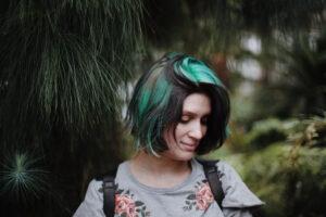 #furezhead: как сделать цветные пряди на волосах в домашних условиях
