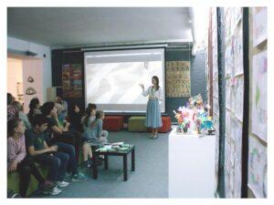 «Архитектура и дизайн. Путешествие во времени» от 8 до 14+ лет