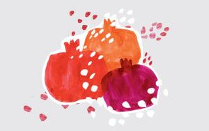 Все оттенки марсала ко Дню Святого Валентина