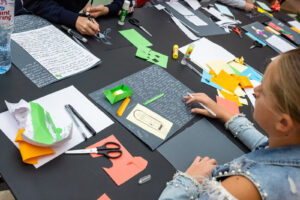 Детская студия журналистики «Летучка» совместно с центром «Слово»