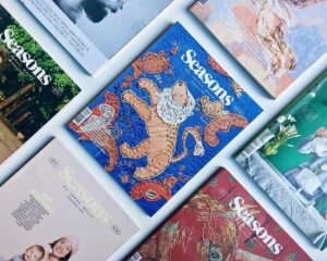 Краудфандинг Seasons: делаем летний номер журнала вместе!