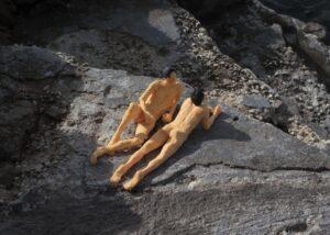 Любовь из пластилина: обнаженные скульптуры Татьяны Бродач