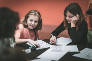 Как стать журналистом: «Детская летучка» Seasons и центра «Слово»