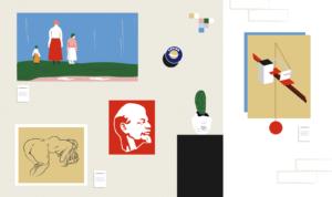 Где смотреть искусство: 10 выставок января